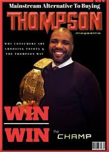 """Ron """"The Champ"""" Jackson @ Thompson Toyota"""