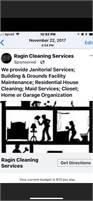 Ragin Cleaning Ernest Ragin